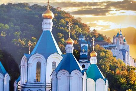 картинка Святогорская Лавра из Харькова экскурсия