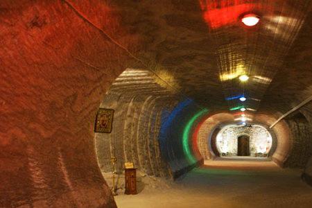 фото Соляная шахта Соледар экскурсия