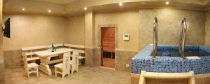гранд отель сауна