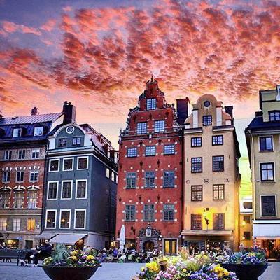картинка Стокгольм из Львова туры автобусом дешево