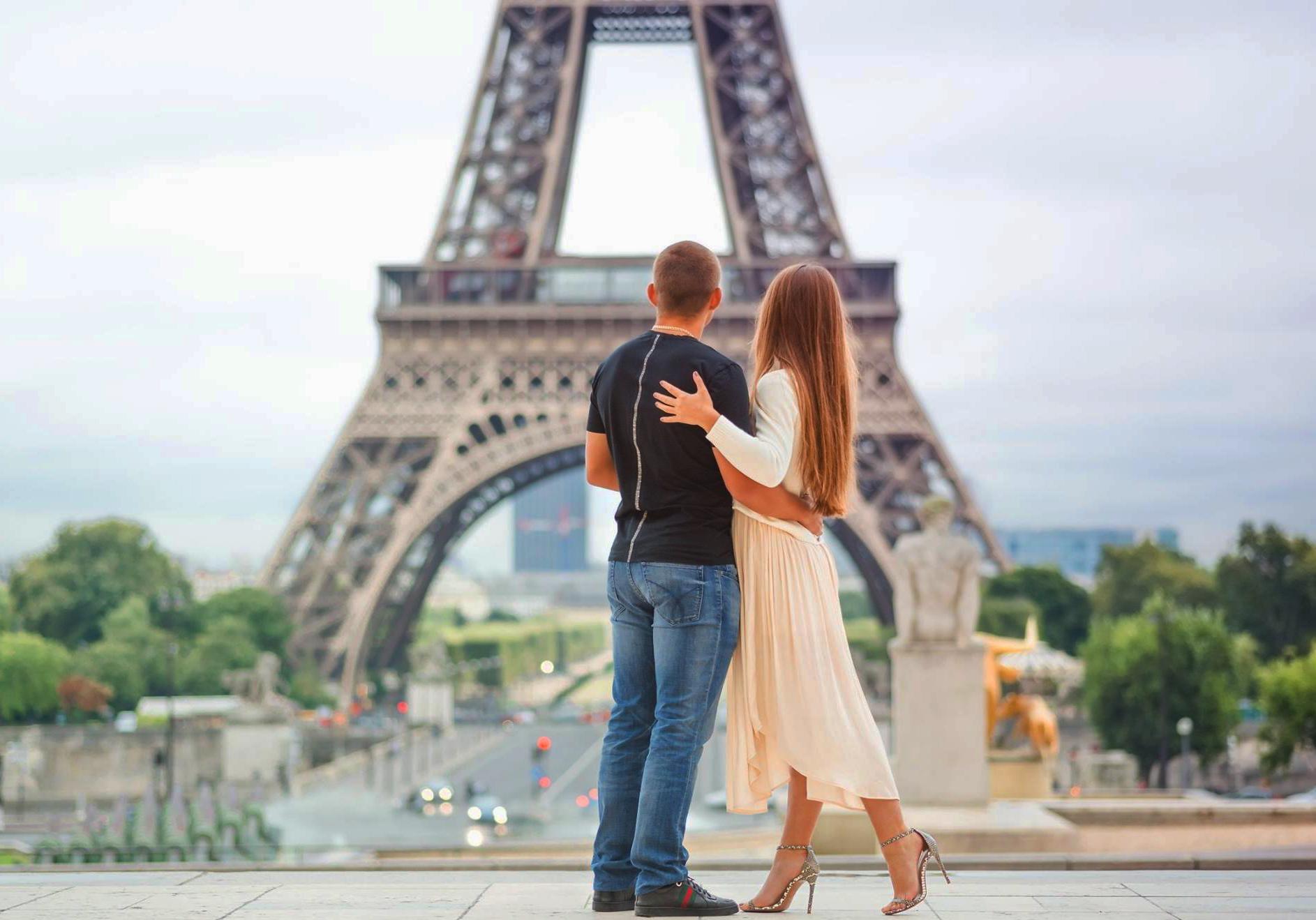 фото тур в Европу в Париж на 6 дней Гелена тур