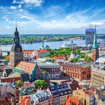 картинка тур с круизом по морю Рига, Стокгольм, Юрмала из Львова Гелена тур