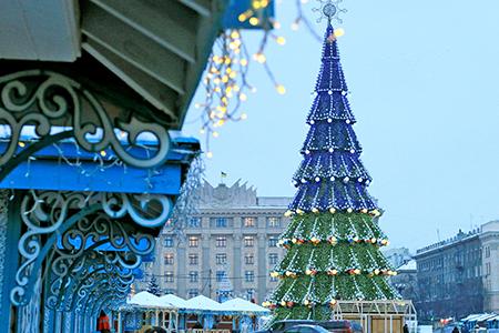 картинка Новогодний Харьков Сборные экскурсии по городу