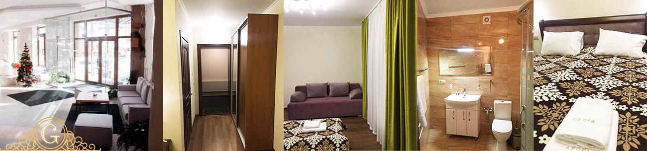 картинка отдых в Буковеле отель грофа номера с удобствами гелена