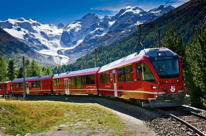 Швейцария автобусные туры из Львова Гелена тур картинка